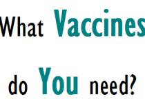 What vaccines do you need?